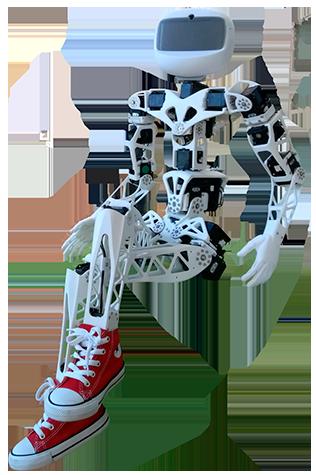 Robot Leenby de Aquitaine Robotics