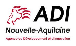 Logo agence du développement et d'innovation de la Nouvelle-Aquitaine