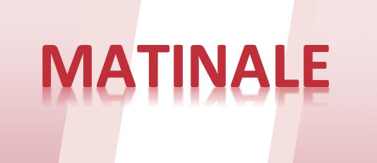 Bannière La Matinale