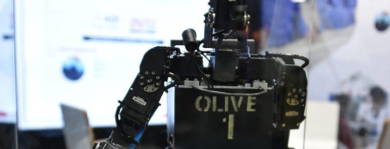 photographie d'un robot