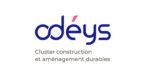 Logo Odéys, Cluster construction et aménagement durables