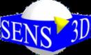 Logo Sens 3D