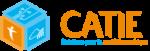 Logo Catie, Solutions pour la société numérique