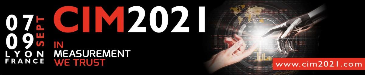 bannière d'annonce de l'évènement Measurement World se déroulant à Lyon du 7 au 9 septembre 2021